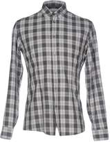 Grey Daniele Alessandrini Shirts - Item 38651785