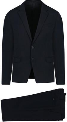 Prada Slim Fit Two-Piece Suit