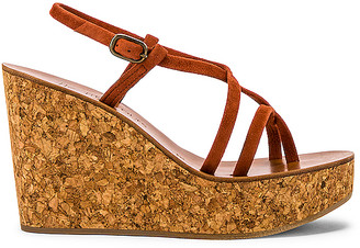 K. Jacques Hera Wedge Sandal