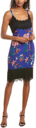 Diane von Furstenberg Olivette Slip Dress