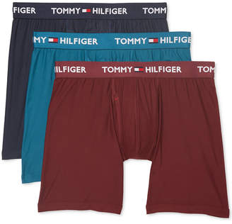 Tommy Hilfiger Men 3-Pk. Everyday Micro Boxer Briefs