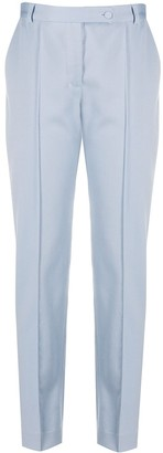 Styland Mid-Rise Tapered Trousers