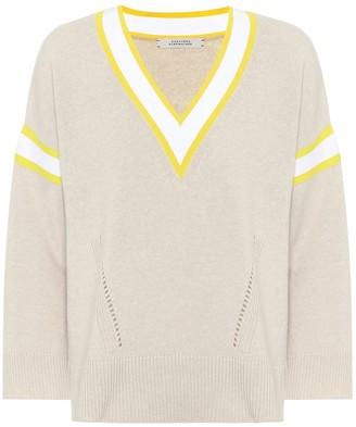 Schumacher Dorothee Sporty Glam wool-blend sweater