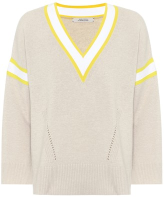 Dorothee Schumacher Sporty Glam wool-blend sweater