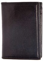 Trafalgar Men's 'Hawthorne' Money Clip Wallet - Black