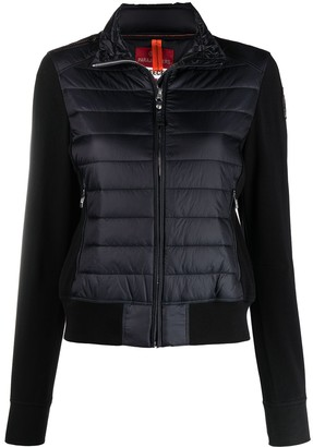 Parajumpers Padded Zip-Up Jacket