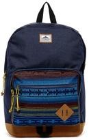 Steve Madden Printed Pocket Classic Backpack