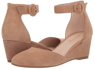 Pelle Moda Kurtis (Black Suede) Women's Shoes