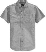 Tavik Men's Uncle Solid Short-Sleeve Shirt