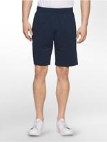 Calvin Klein Stretch Jersey Trainer Shorts