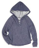 T2 Love Girl's Hooded Top