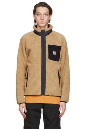 Carhartt Work In Progress Brown Prentis Jacket