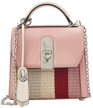 Salvatore Ferragamo Small Boxyz shoulder bag