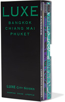 LUXE City Guides - Thailand Gift Box - Black