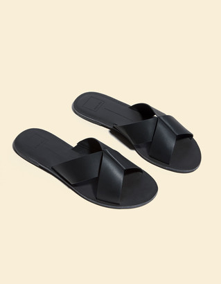 Dolce Vita Chaia Black Womens Sandals