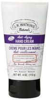 JR Watkins Anti Aging Hand Cream - 4 oz