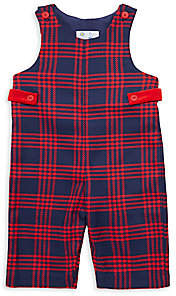 Florence Eiseman Baby Boy's Plaid Coveralls