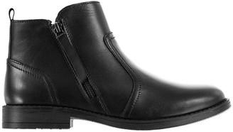 Linea Zip Boots