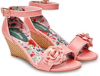 Joe Browns A Garden In Bloom Shoes - Pink