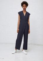 Rachel Comey Navy Steadfast Suit