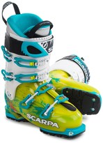 Scarpa Freedom SL Alpine Touring Ski Boots - Dynafit Compatible (For Women)