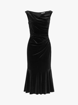 Gina Bacconi Brialli Velvet Dress