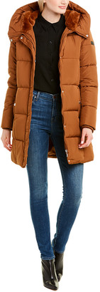 Sam Edelman Quilted Coat