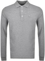 Psycho Bunny Classic Polo T Shirt Grey