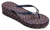 Merona Women's Amaya Wedge Flip Flops