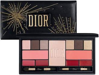 Christian Dior Sparkling Couture Palette Color Shine Essentials Face, Eyes Lips