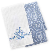 Disney Castle Dish Towel Set
