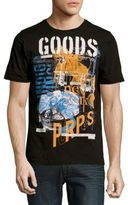 PRPS Dell Printed Cotton Tee