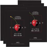 MCS 65637 Format Frame, 6-Pack, 11 by 17-Inch