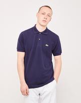 Lacoste Short Sleeve Polo Shirt Navy