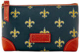 Dooney & Bourke NFL New Orleans Saints Cosmetic Case