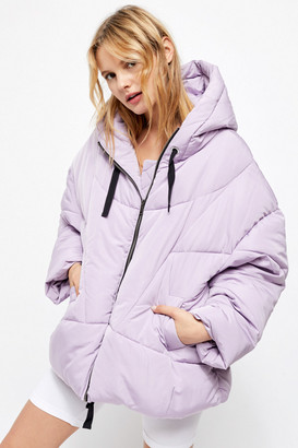 Free People Hailey Puffer Coat