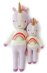 Cuddle+Kind cuddle + kind Zoe the Unicorn Stuffed Animal