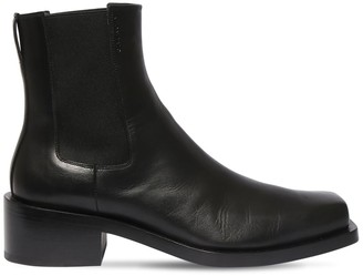 Givenchy 50mm Leather Boots
