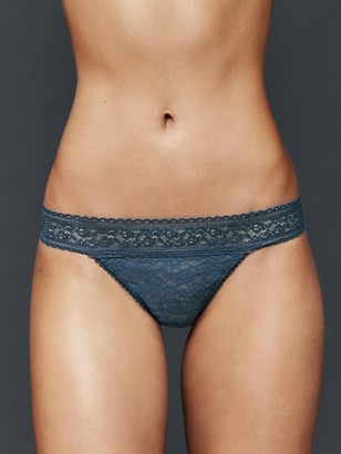 Gap Supersoft lace thong