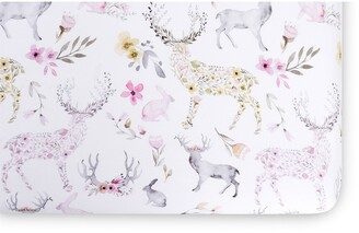 Oilo Fitted Crib Sheet