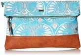 Roxy Desert Sunrise Wallet Foldover Clutch