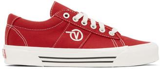 Vans Red OG Sid LX Sneakers