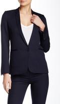The Kooples Wool Blend Blazer Jacket