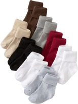 Old Navy Triple-Roll Socks 8-Pack for Toddler & Baby