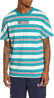 Tommy Jeans TJM Sport Tech Stripe T-Shirt