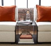 Pottery Barn Knoxville Metal Coffee Table