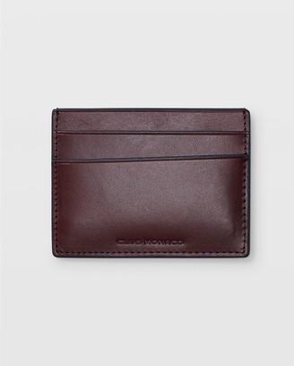 Club Monaco Leather Card Case