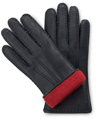 Nordic Moose Moose Leather Gloves Freja