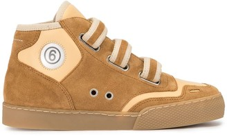 MM6 MAISON MARGIELA high-top sneakers