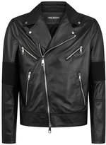 Neil Barrett Leather Biker Jacket